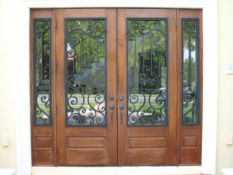 Welcome To FrenchDoorDirect.com Gallery. Browse Thru Our Unique Wrought Iron Door, French Door