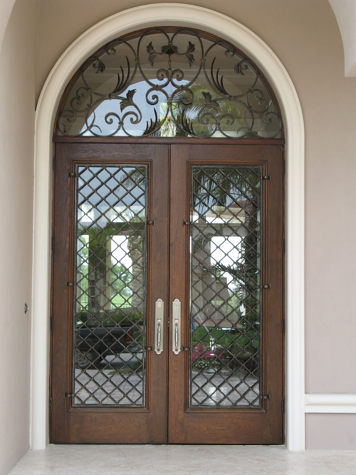 Merveilleux Browse Gallery By Doors Type: Wrought Iron Doors French Doors Leaded Glass  Doors Solid Wood Doors Interior Doors Contemporary Doors