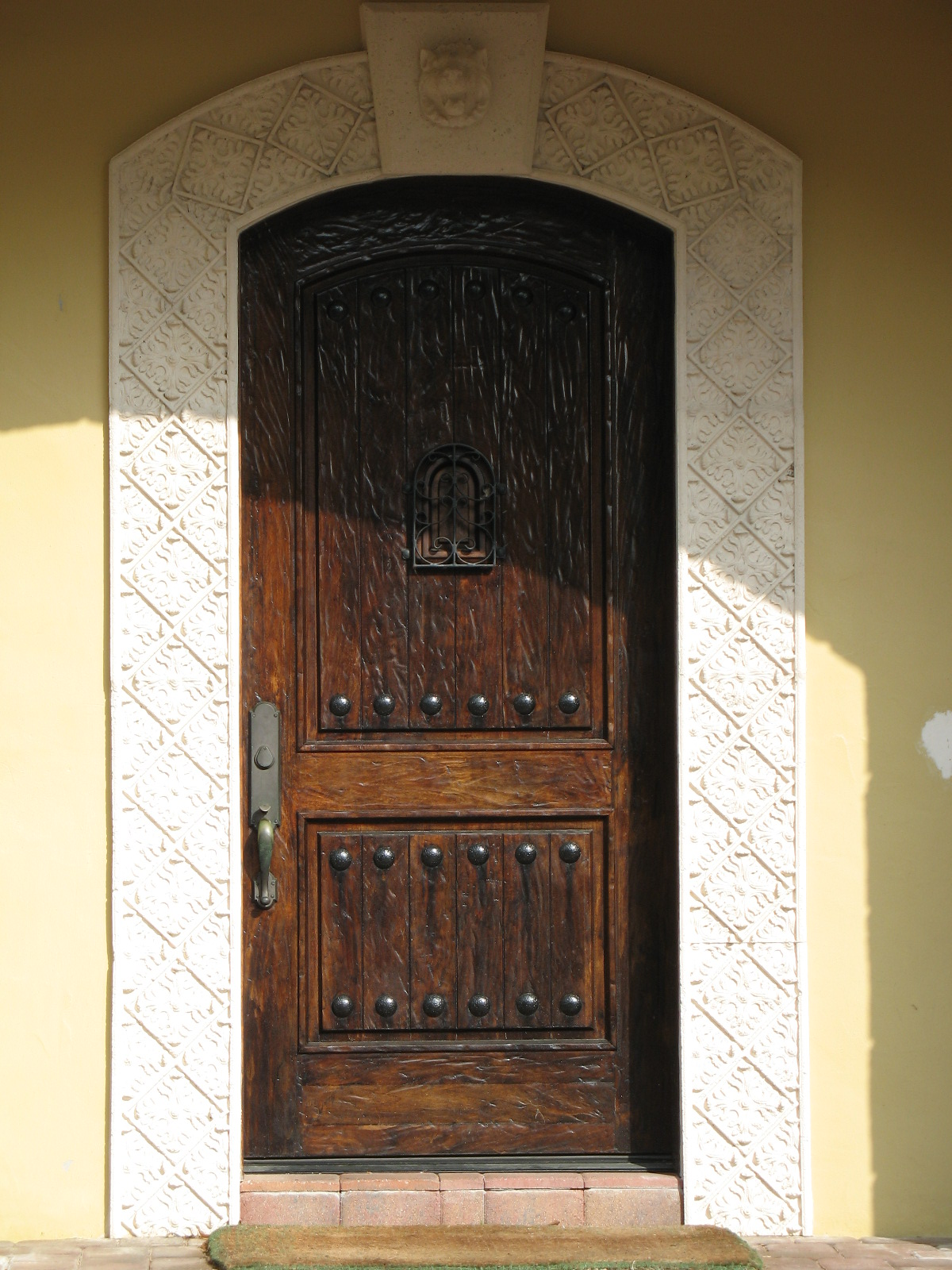 1600 #A78224 SOLID WOOD DOORS image Solid Wood Entrance Doors 41131200
