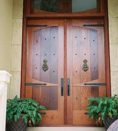 & French Door